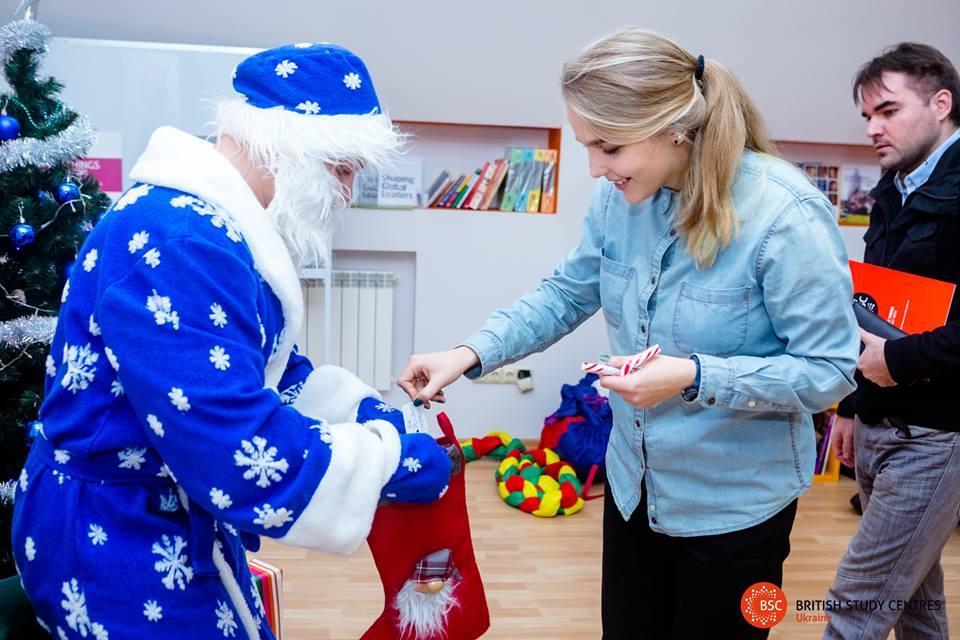 Різдвяний день відкритих дверей