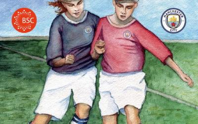 Футбол в стиле English: тренировки на базе Manchester City