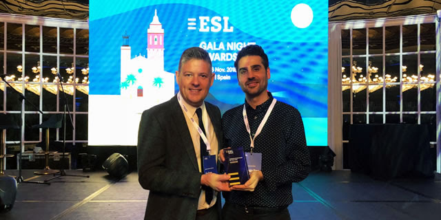 ESL Language Travel Awards 2018