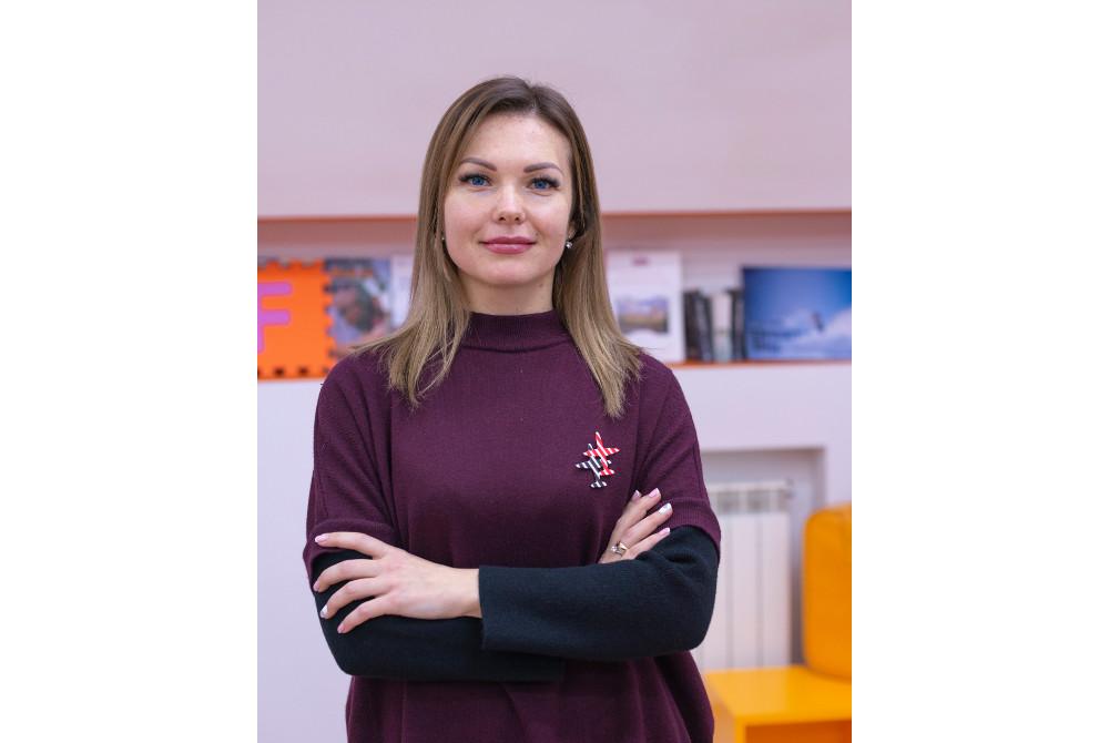 Елена Штепа